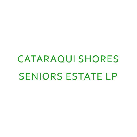 CATARAQUI SHORES SENIORS ESTATE LP